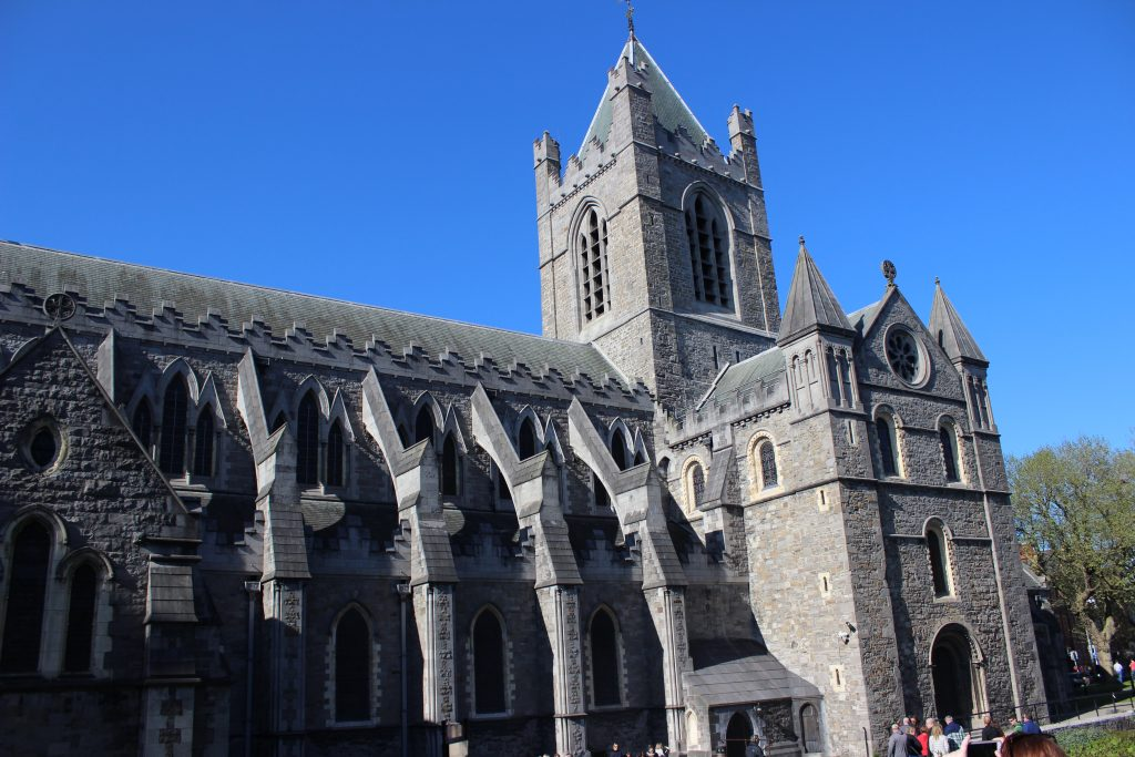 Dublin Ireland Christ Church Cathedral