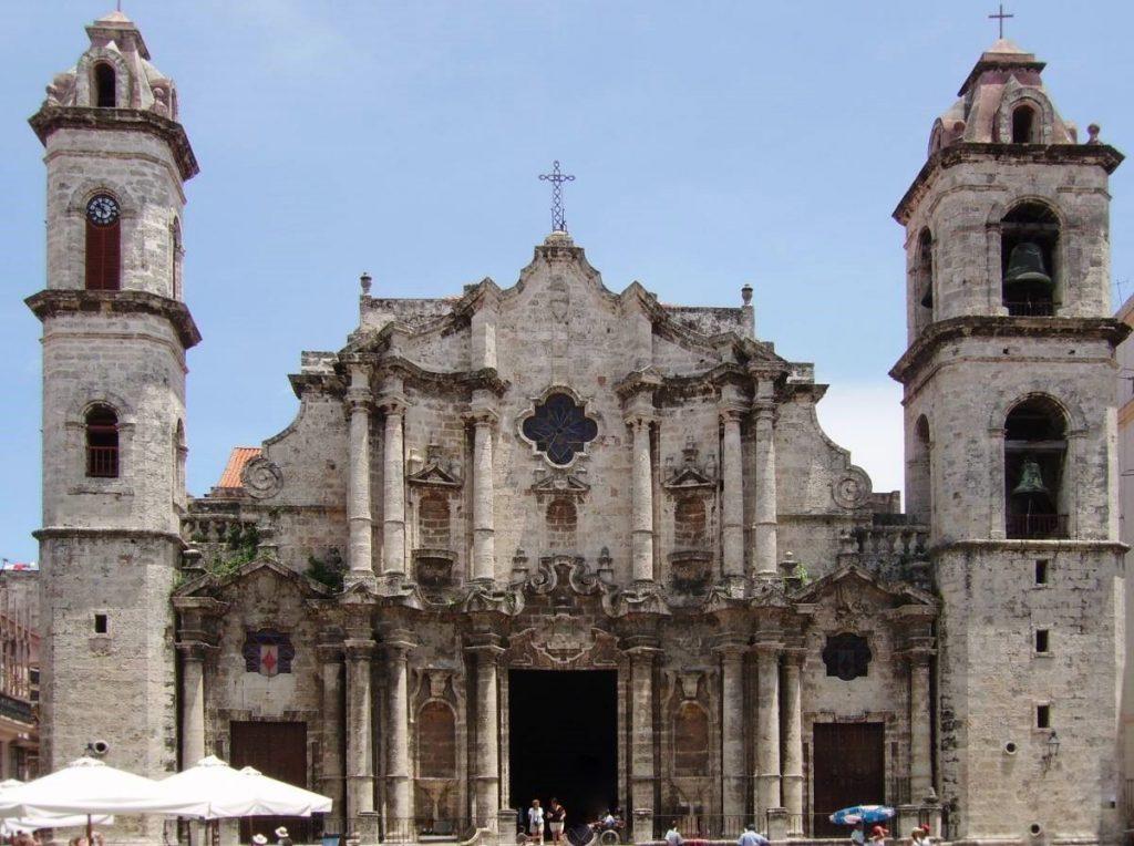 Havana Cathedral Habana Catedral Cuba