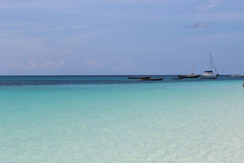 Zanzibar Tanzania Essque Zalu turquoise warm waters