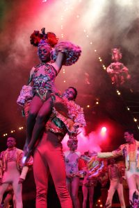Tropicana Cabaret Havana Cuba show