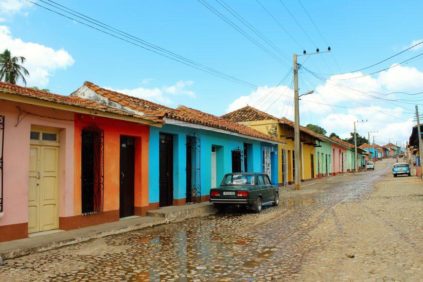 Trinidad Cuba Unesco Heritage site museum city colonial