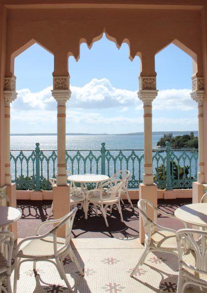 Stunning views Cienfuegos Cuba Palacio de Valle
