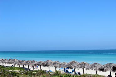 Beach life Cayo Santa Maria Cuba holidays