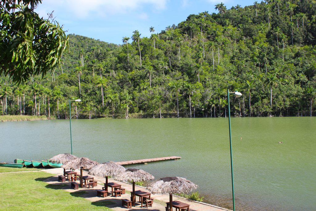Las Terrazas lake Cuba eco village