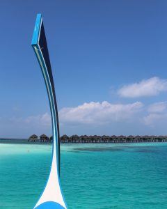 Amazing boat trip Maldives