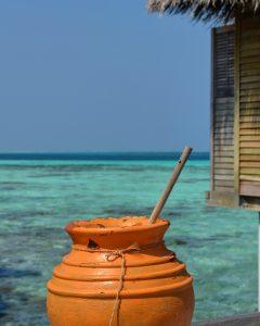 Colour contrast! Maldives love