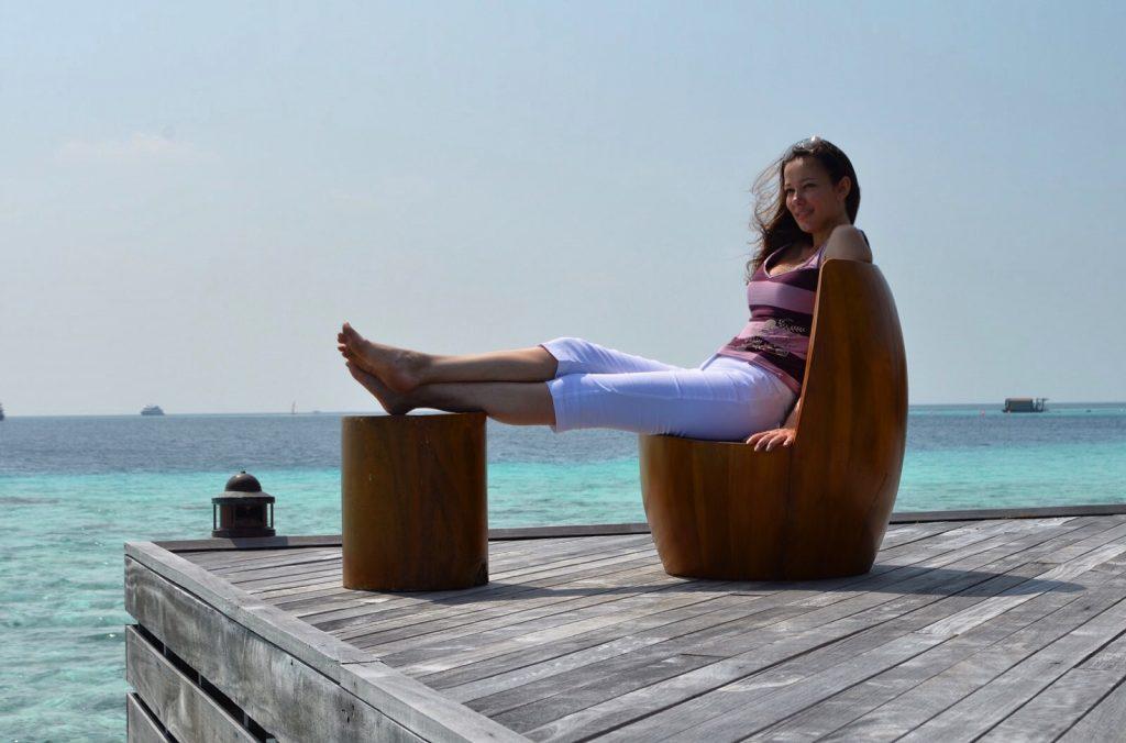 Maldives massage bliss and peace