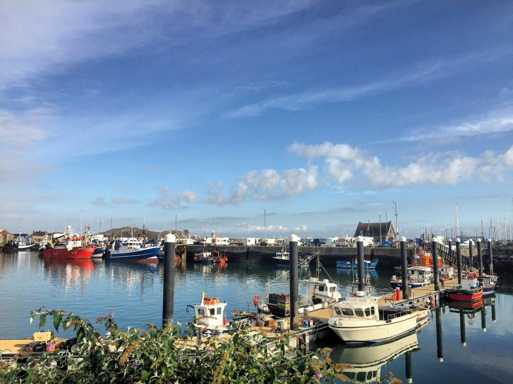 Howth's Marina Ireland