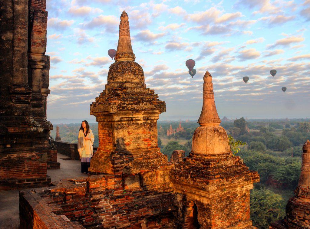 Bagan Myanmar temple pagoda Burma