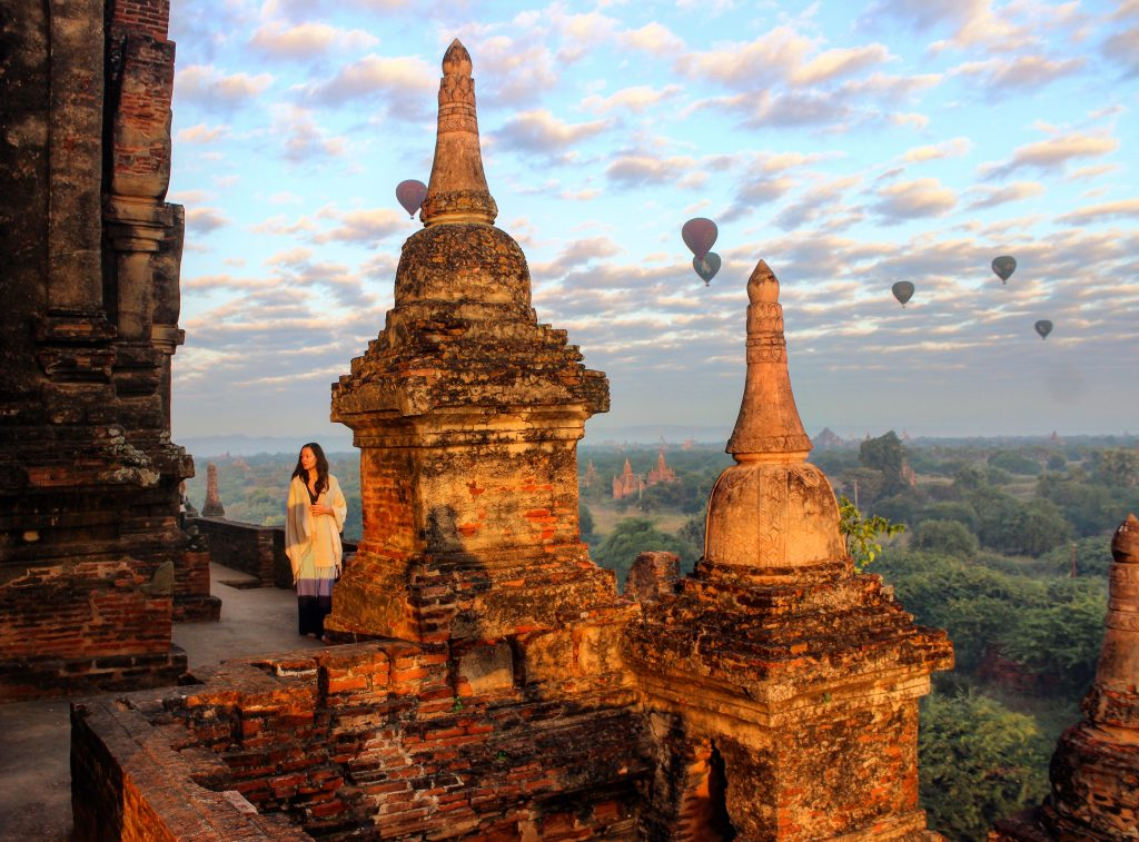 The best of magical Myanmar