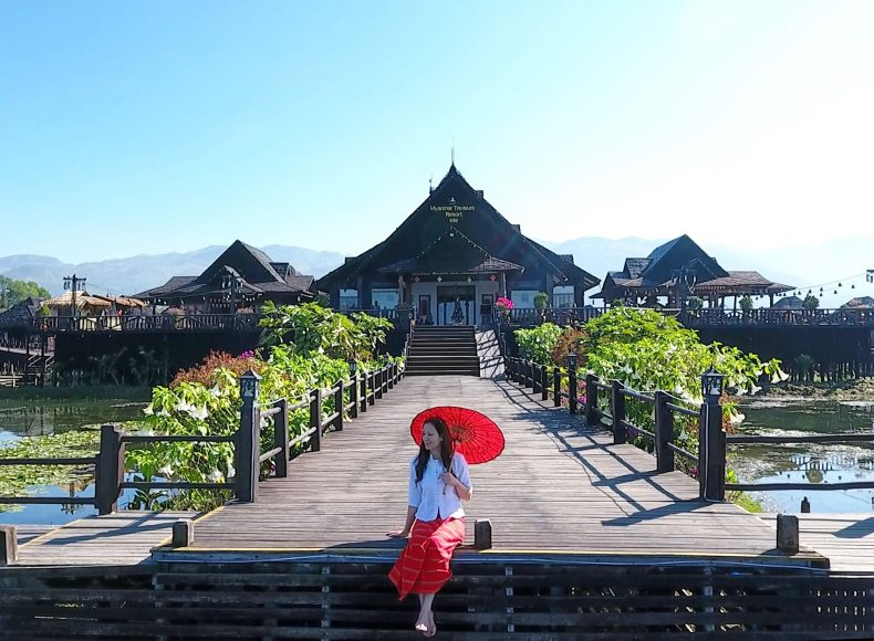 Myanmar Treasure Inle Lake hotel