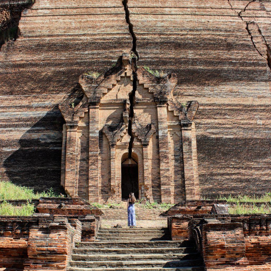 Mingun Myanmar Mingun Pahtodawgyi holidays