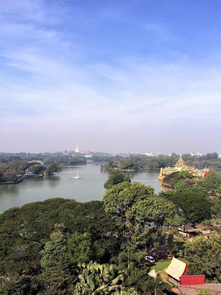 Esperado Lakeview hotel rangun yangon myanmar
