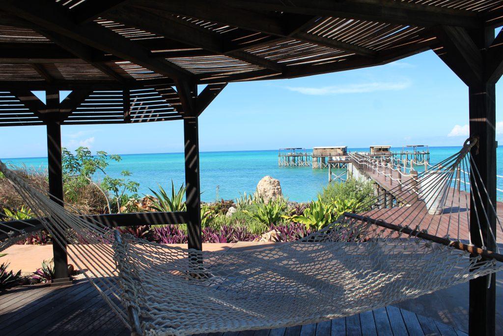 Tanzania Zanzibar Essque Zalu beach hotel hammock
